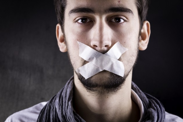 Когда мужчина молчит