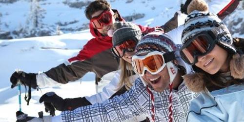 Лыжная прогулка с практикой осознанного движения
