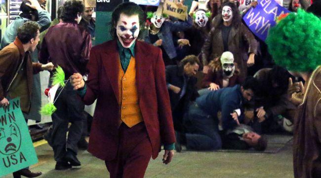 Джокер как результат социального строя.  Социальный уровень