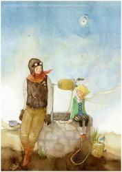 Маленький принц: Встреча с внутренним ребенком