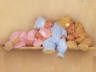 Шесть этапов развития ребенка в зеркале символдрамы. Этап первый - фаза шизоидности