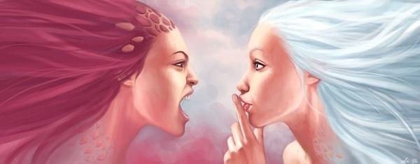 Двойные послания в детстве, ведущие к психической травме