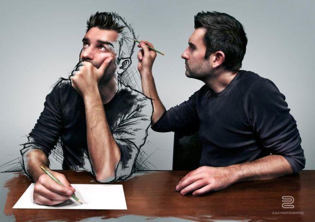 Стремление к идеалу vs. Внимание к себе