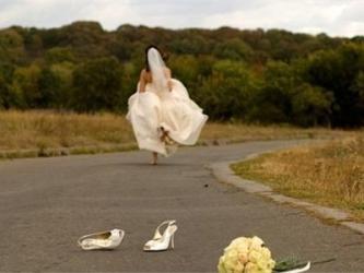 """""""Сбежавшая невеста"""". Для тех, кто постоянно сбегает от своих желаний и планов."""