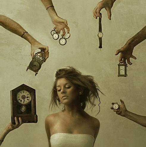 Полюбите себя в бездействии