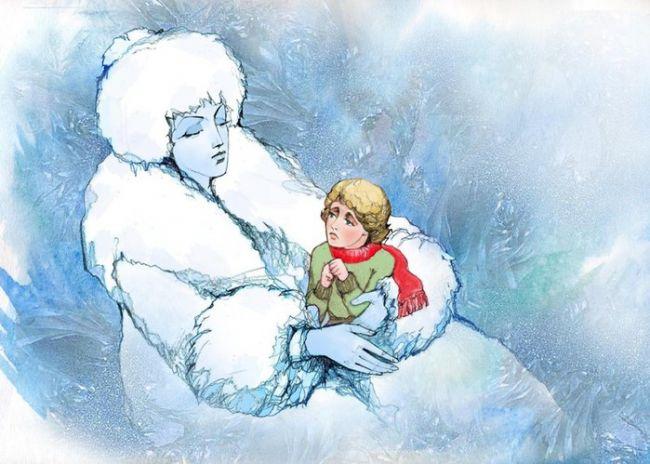 Шизоиды или... Снежная королева