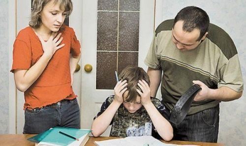 Родительская жестокость