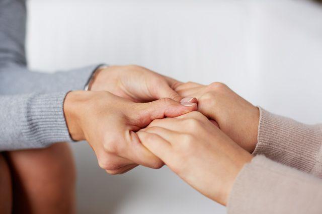Как поддержать близкого человека?