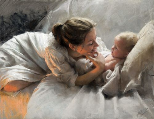 Дорога в материнство