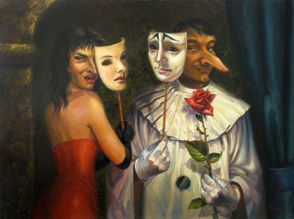 О нарциссизме. В образах