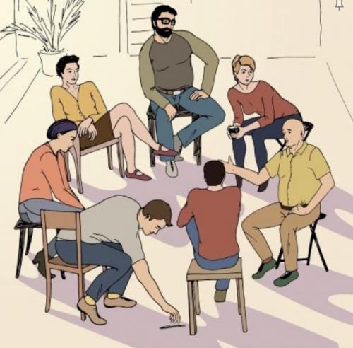 Терапевтическая группа онлайн