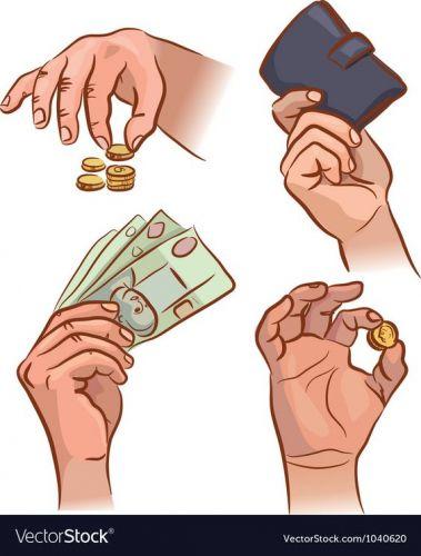 Money в кармане
