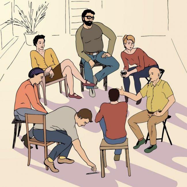 Как устроена терапевтическая группа