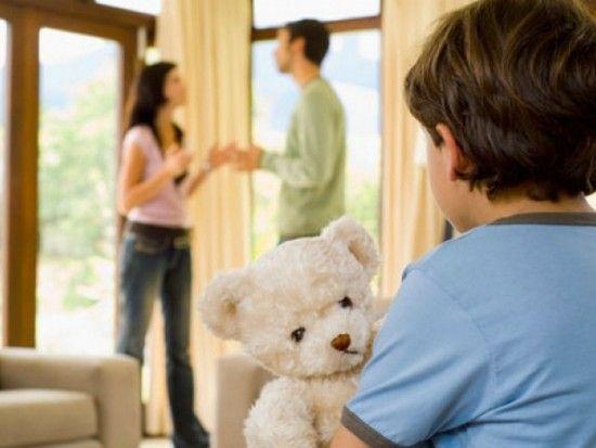 Как ссоры между родителями влияют на ребенка?