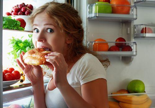 Что делать, если ты ешь все под ряд?!