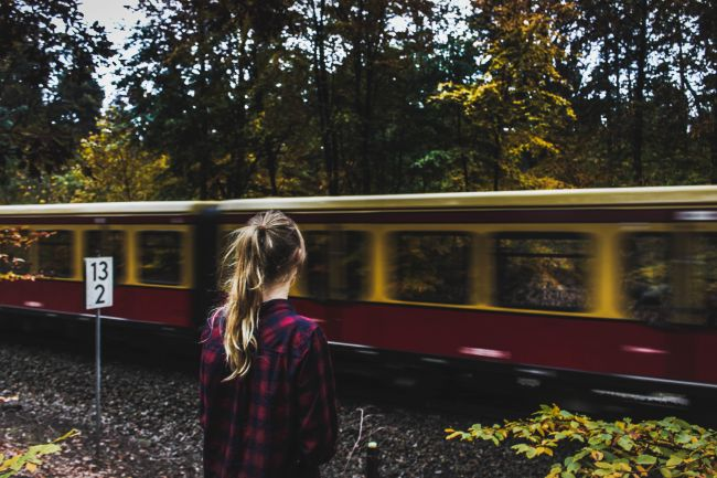 Поезд, уехавший без меня