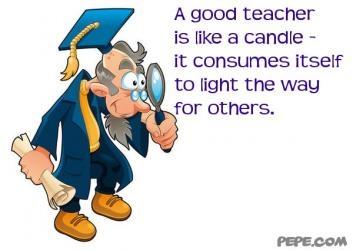 Кто такой хороший преподаватель и как им стать?