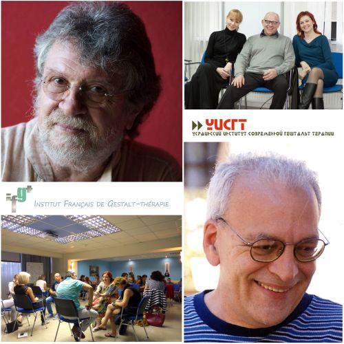 Международная программа обучения по гештальт терапии, IFGT совместно с УИСГТ. Руководитель - Жан-Мари Робин