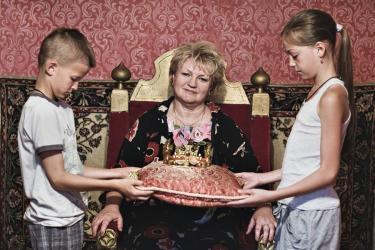 Любовь-собственность: патологическая эмоциональная связь с матерью нарциссом.