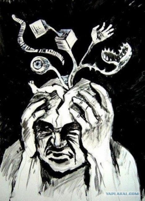 Правильные ориентиры в жизни с психически больным родственником.