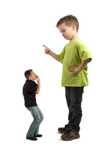 Почему взрослые дети не уважают своих родителей.