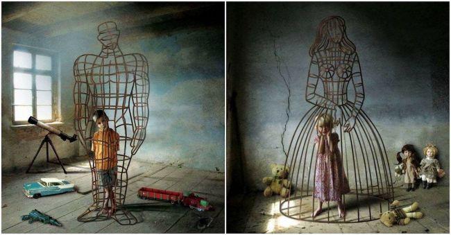 Психологическое насилие: мать как основной насильник