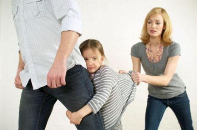 Расщеплённый отец и токсичные мужчины в жизни женщины.