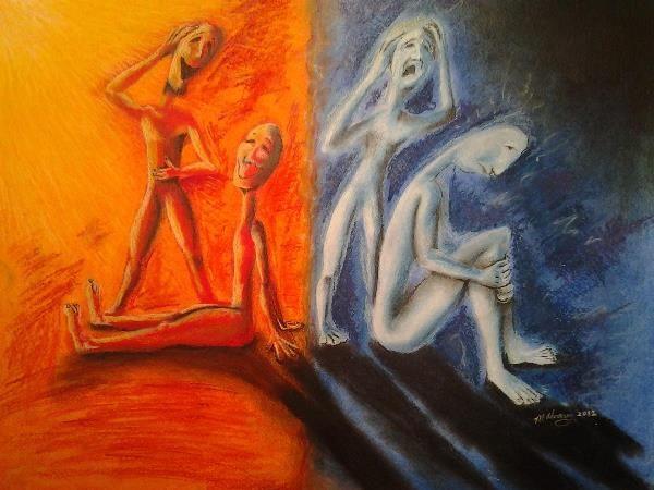 Биполярное расстройство: взгляд изнутри-2