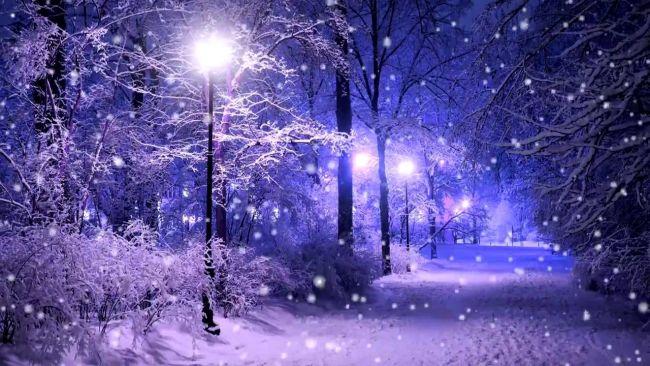 Вернуть себе снег
