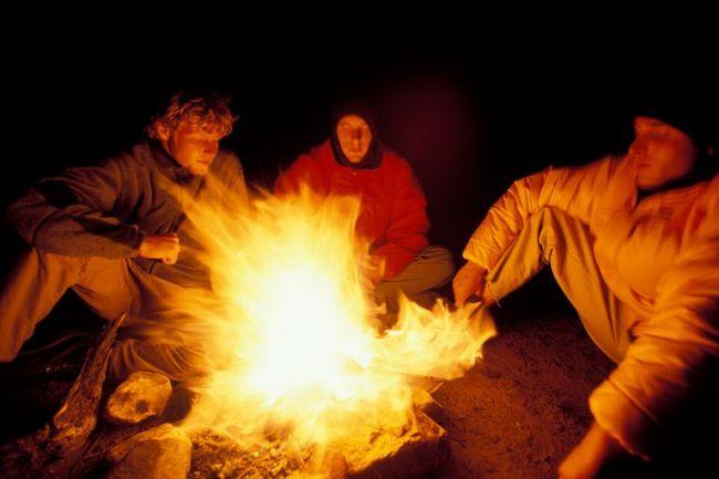 Мужской огонь