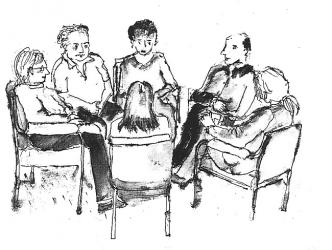Ведущий тренинговой группы