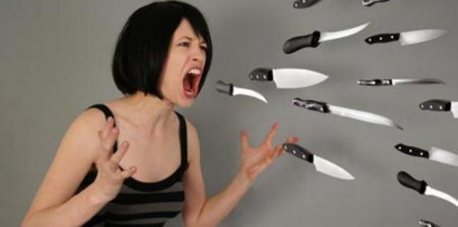 Многоликий гнев