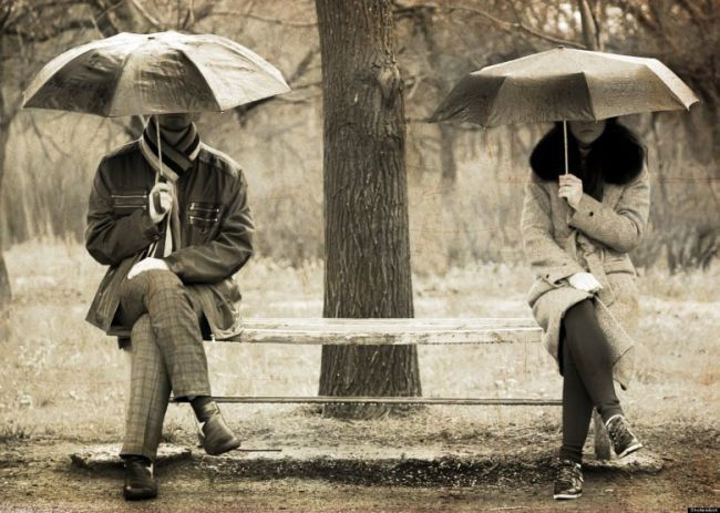 Точка разочарования в отношениях