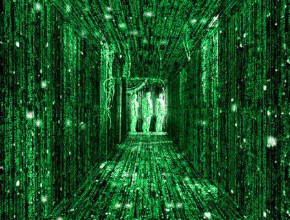 Информационная матрица и подлинная идентичность