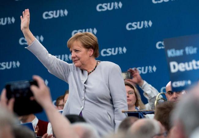 Ангела Меркель: