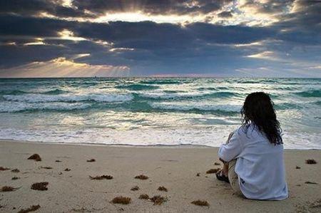 Душа молчит и все чувства замерли в тишине...