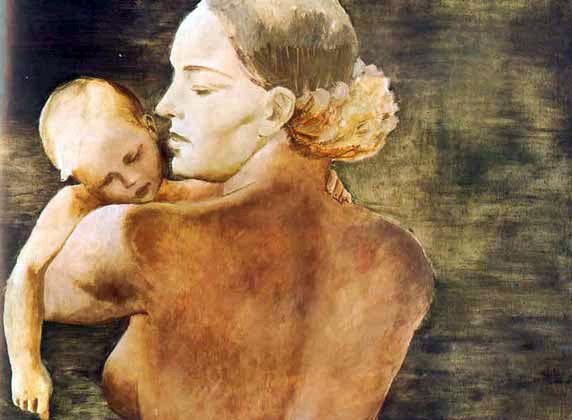 Материнская разрушительность