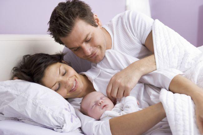 О гормонах, радости материнства и семейном счастье