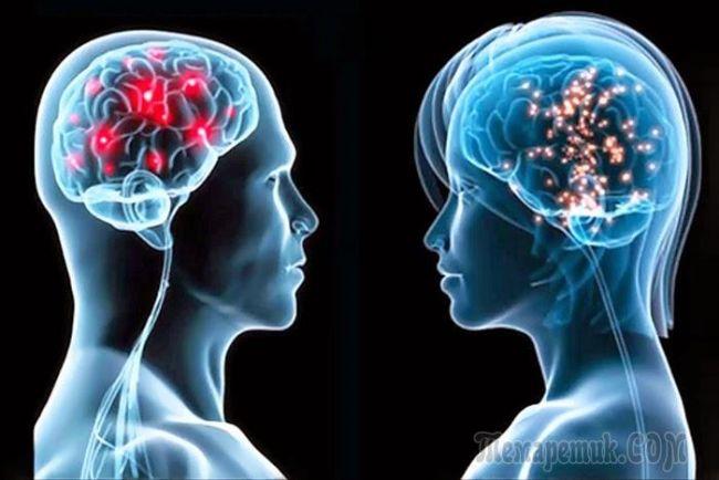 Эмоциональное здоровье. Левая и правая сторона тела