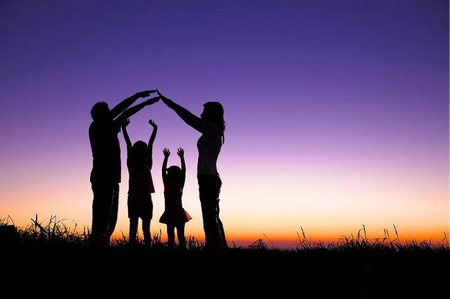 Дети - продолжение своих родителей