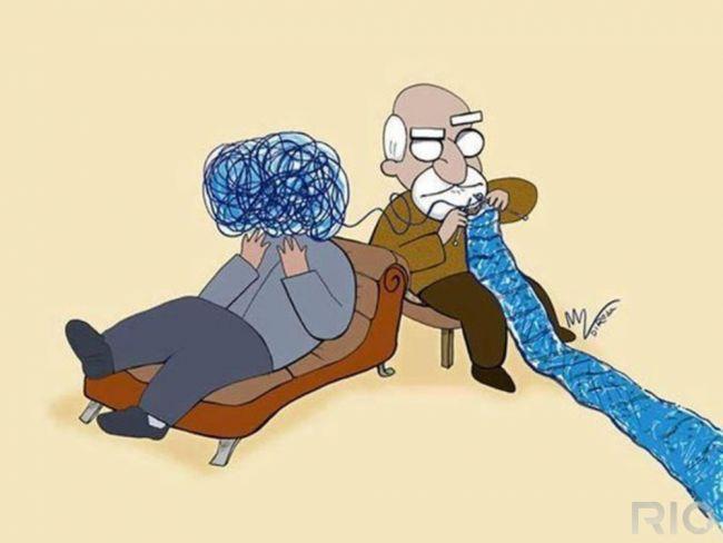 Почему так сложно пойти к психотерапевту