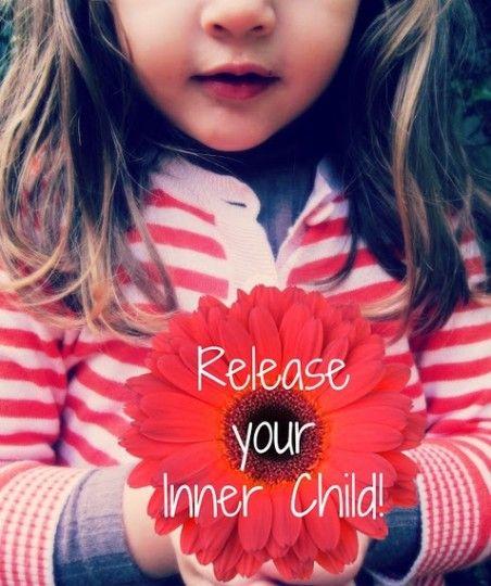 Признать своего внутреннего ребенка