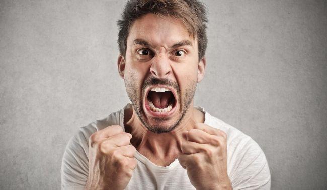 Тест: Управление гневом.