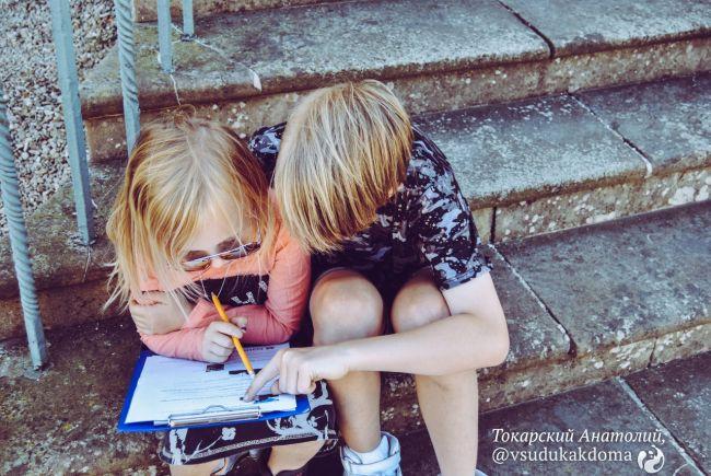 Как помочь своим детям с домашними уроками и не свихнуться в процессе