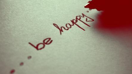 Поговорим немного о счастье. ..