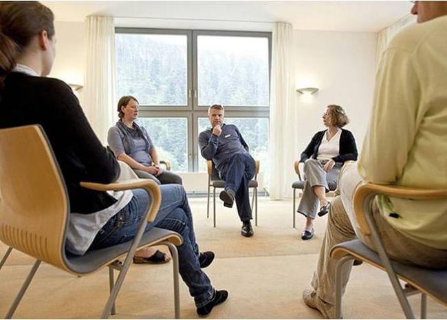 О терапевтической группе