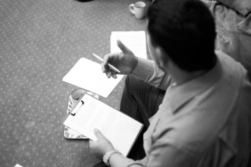 Курс писательского мастерства