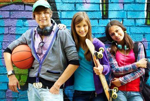 Группа развития для подростков