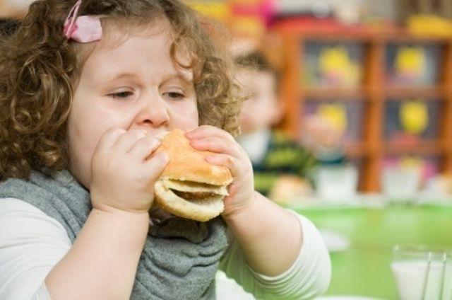 Детские причины лишнего веса