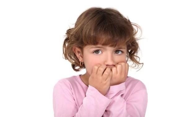 Алгоритм работы с тревожными детьми